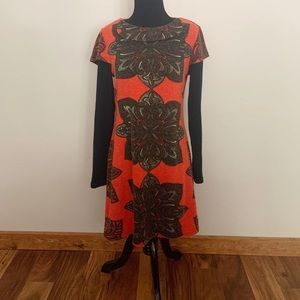 Aryeh from Anthropologie sweater dress